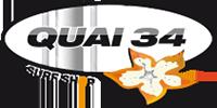 Logo Quai 34