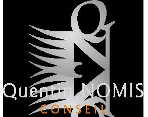 Logo Quentin Nomis Conseil