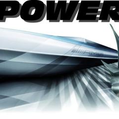 Logo Racing Power Boat Rc