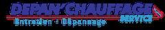Logo Depan'Chauffage Service