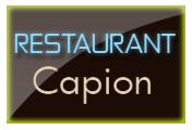 Logo Restaurant Capion