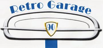 Logo Retro Garage 90