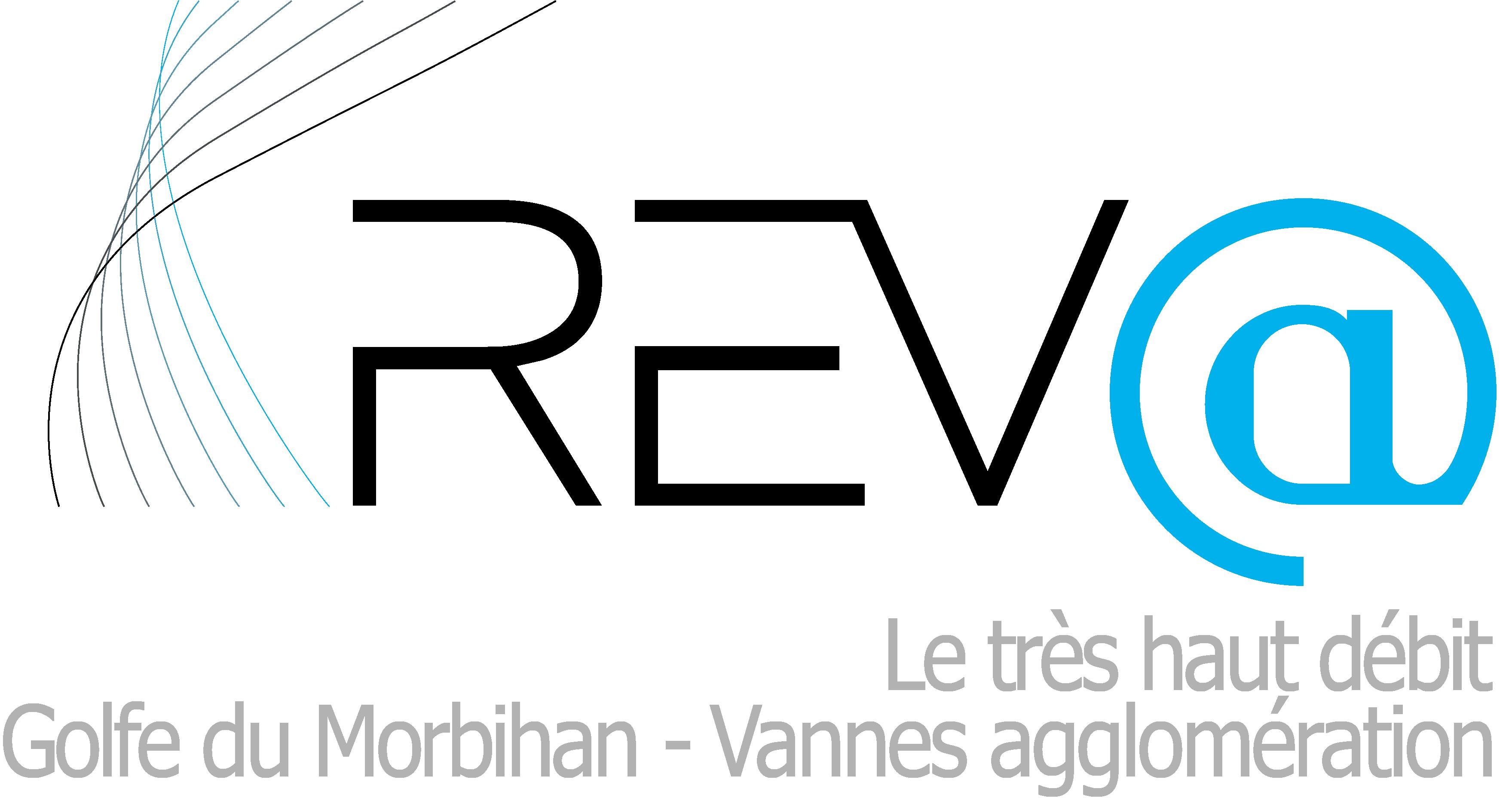 Logo Vannes Agglo Numerique