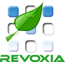 Logo Revoxia