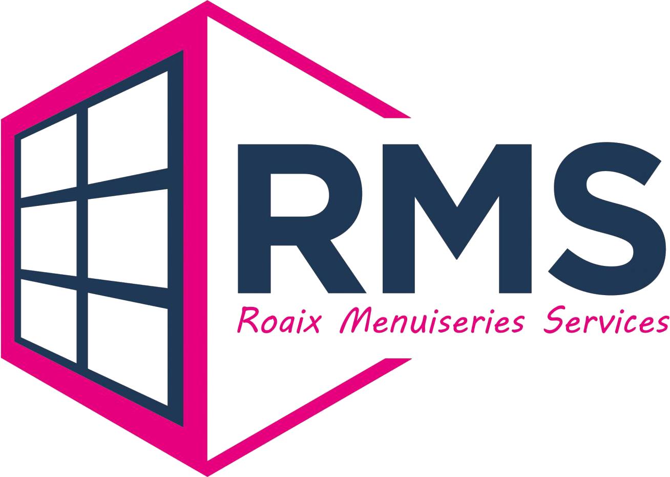 Logo Roaix Menuiserie Service