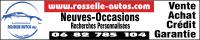Logo Rosselle Autos