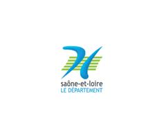 Logo Departement de Saone et Loire
