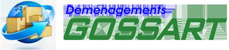 Logo Demenagements - Transports Gossart