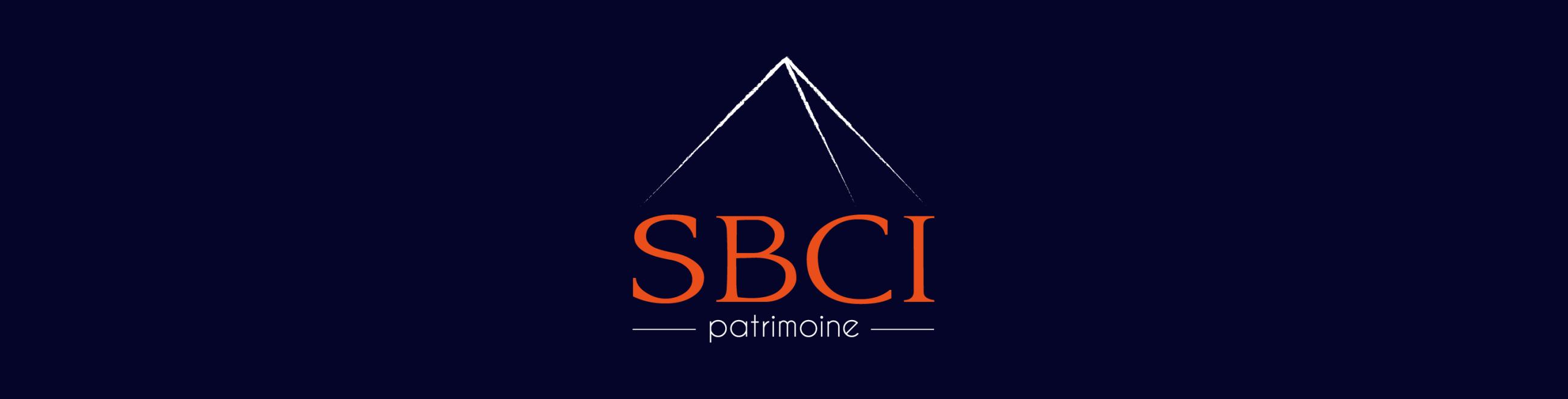 Logo Sbci Patrimoine