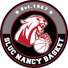 Logo SASP Sluc Nancy Basket