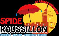 Logo Spide Roussillon