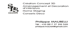 Logo Philippe Maurelli