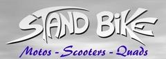 Logo Stand Bike
