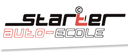 Logo Auto Ecole Starter