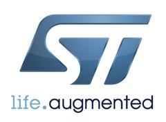 Logo Stmicroelectronics SA