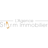 Logo L'Agence Storm Immobilier