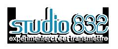 Logo Studio 832