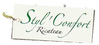Logo Styl'Confort Ricateau