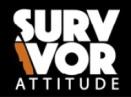 Logo Survivor Attitude