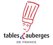 Logo Tables et Auberges de France Developpement