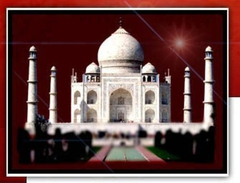 Logo Restaurant Taj Mahal