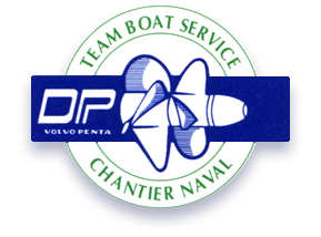 Logo Team Boat Service