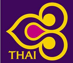 Logo Thai Airways International Comp