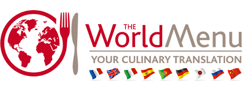 Logo The World Menu
