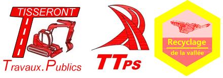 Logo Tisseront TP