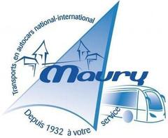 Logo Transports Maury