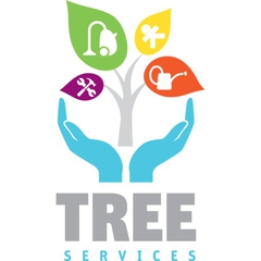 Logo Tree Services