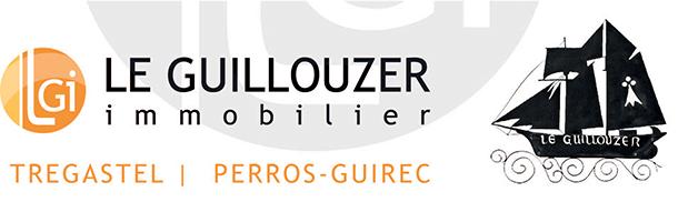 Logo Le Guillouzer Immobilier SARL