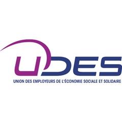 Logo Union des Employeurs de l'Economie Sociale et Solidaire