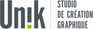 Logo Unik Studio Graphique