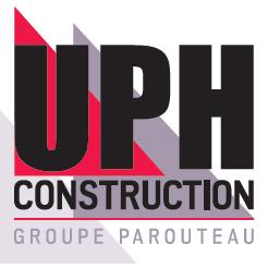 Logo Uph Construction