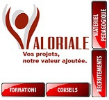 Logo Valoriale Formation
