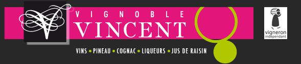 Logo Vincent