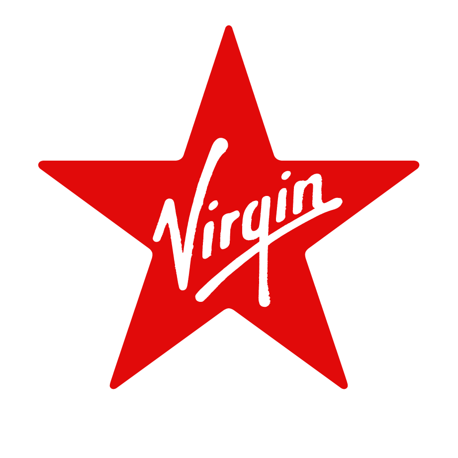 Logo Virgin Radio Regions