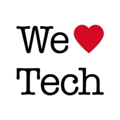 Logo We Love Tech