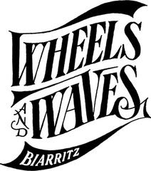 Logo Wheels & Waves