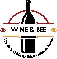 Logo Wine & Bee