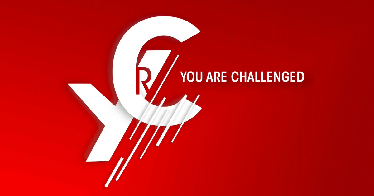 Logo You Are Challenged