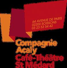 Logo Theatre Saint Medard