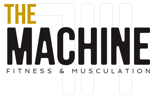 Logo The Machine Fitness Club