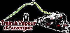 Logo Train a Vapeur d'Auvergne - Association de la 141 R 420