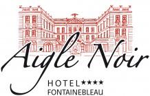 Logo Aigle Noir Hotel- le Montijo - Paul Lamotte