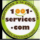 Logo 1001 Services
