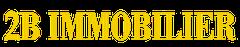 Logo 2B Immobilier