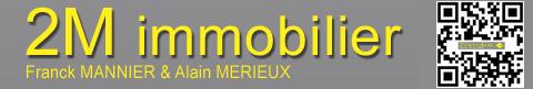 Logo 2M Immobilier
