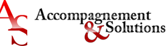 Logo Accompagnement & Solutions